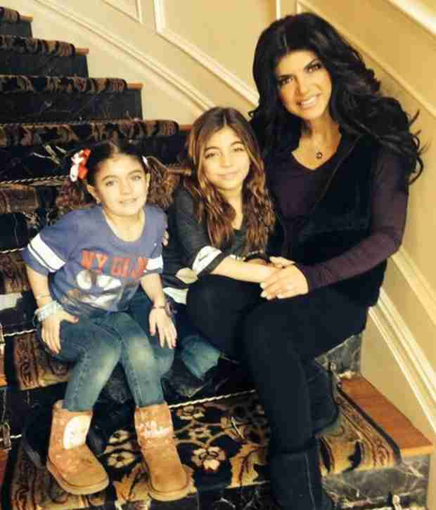 Teresa Giudice's Family Celebrates Milania's Birthday (PHOTOS)