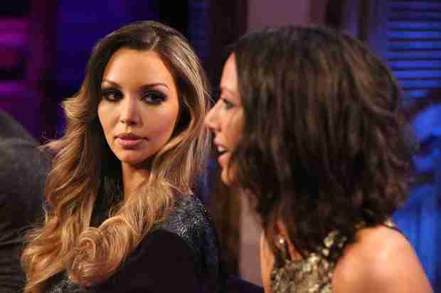 Scheana Marie Dishes on Being Stuck Between Kristen and Ariana This Season