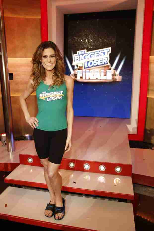 "Biggest Loser Rachel Frederickson's Fitness Regimen Was ""Three or Four Classes a Day"""