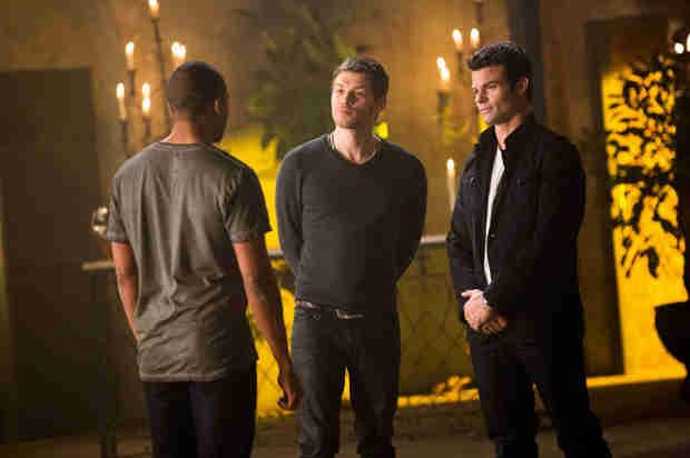 The Originals Burning Question: What Mikaelson Family Secret Is Elijah Hiding?