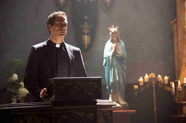 The Originals Spoilers: Father Kieran Will Suffer — But Will He Die?