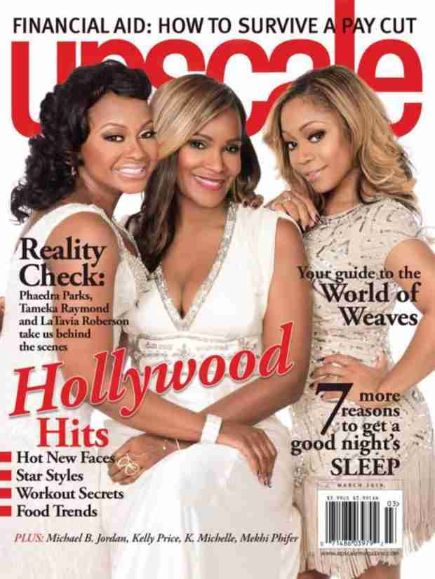 "Phaedra Parks Talks Downside of Reality Stardom: ""We're Not Members of SAG"""