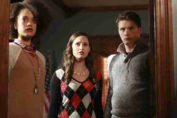 Ravenswood Finale Spoilers: Luke and Olivia's Heartbreaking Discovery — Exclusive