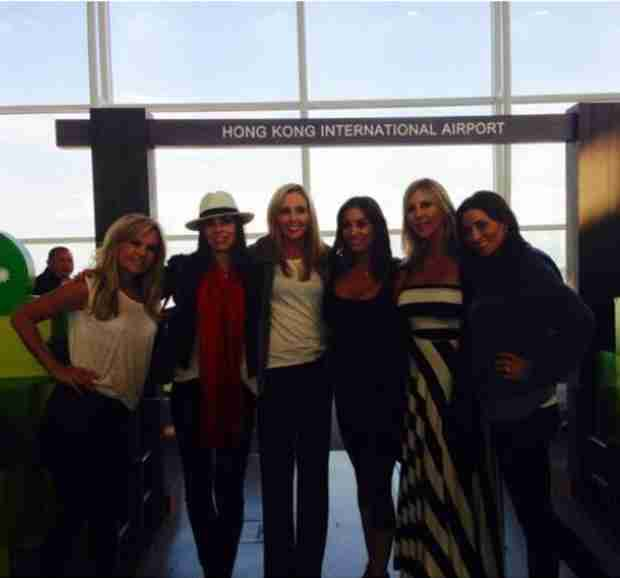 RHOC Is Going to Hong Kong and Bali in Season 9! (PHOTO)