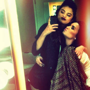 Demi Lovato Offers Selena Gomez Support After News Breaks of Her Stay in Rehab