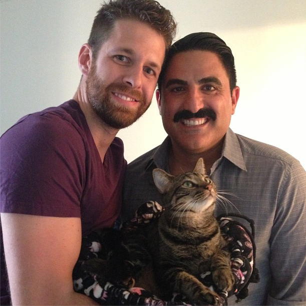Reza Farahan Dishes on Wedding Details, How His Family Reacted to the News