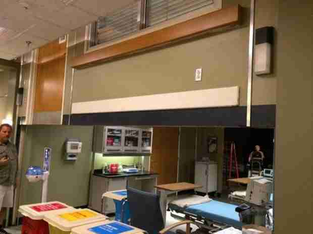 Grey's Anatomy Kevin McKidd Shows Off Shapeshifting Set