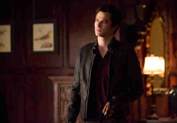 "Vampire Diaries Season 5 Spoilers: Damon Is Back to His ""Old Sadistic Self"""