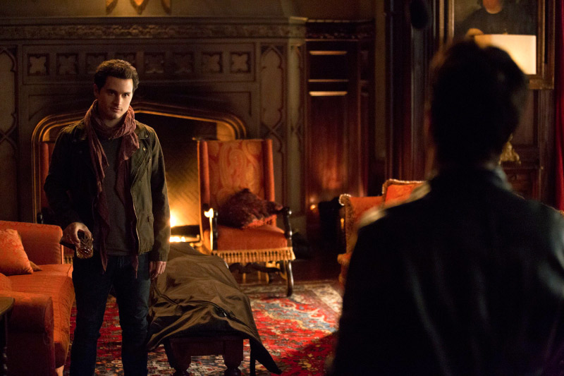 Vampire Diaries Season 5, Episode 13 Rehash — The Denzo Dilemma (VIDEO)