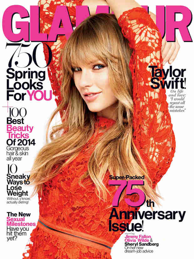 "Taylor Swift Gives Dating Advice: ""If It's a Game, You Need to Win"" (PHOTOS)"