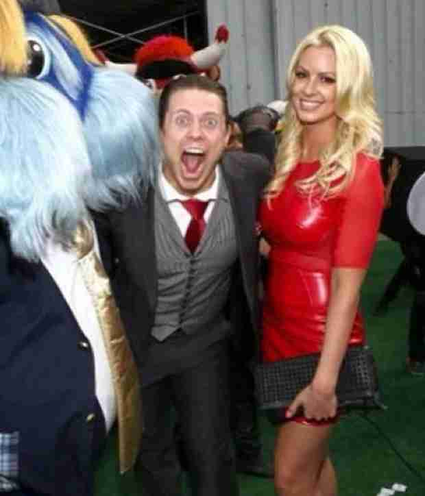 WWE Star The Miz Gets Married to Wrestling Diva — He Started on Real World!