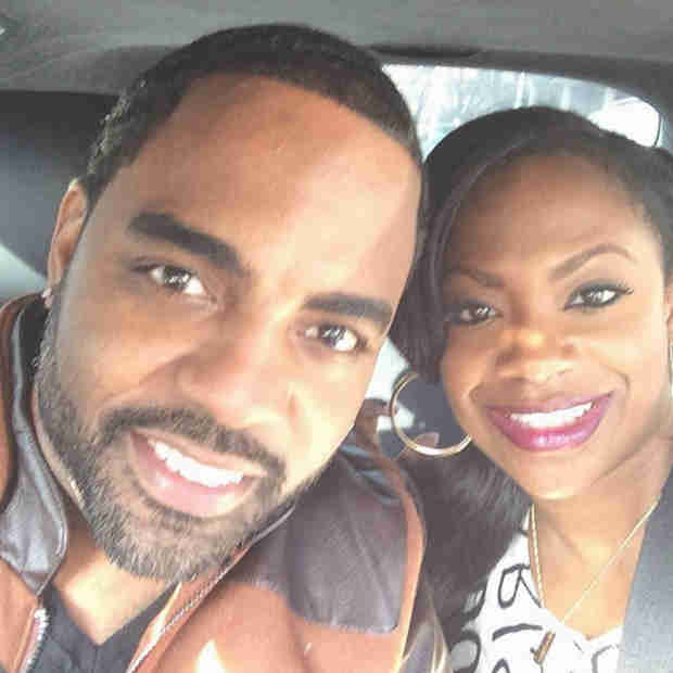 Kandi Burruss and Todd Tucker Look More in Love Than Ever During Sunday Funday (PHOTO)