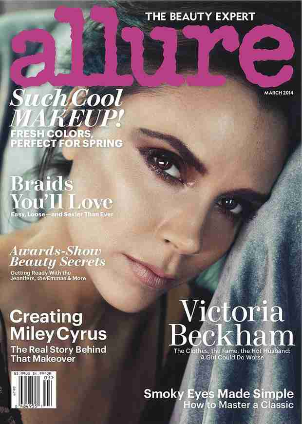 Victoria Beckham Reveals She Had Her Breast Implants Removed!