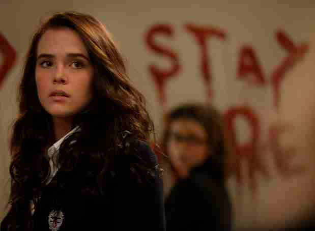 Zoey Deutch on Vampire Academy's Offbeat Humor and Slipping Into Rose's Cup Size — Exclusive