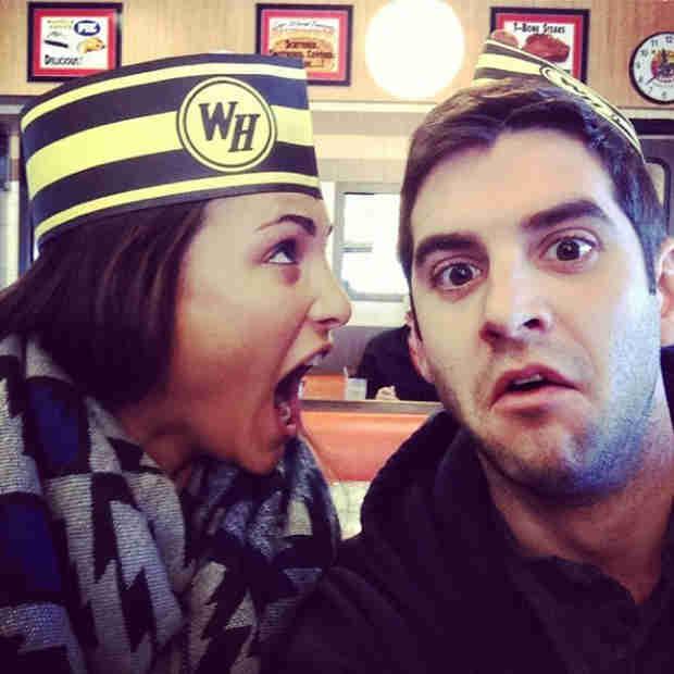Is Bachelor 2014's Andi Dorfman on Instagram?