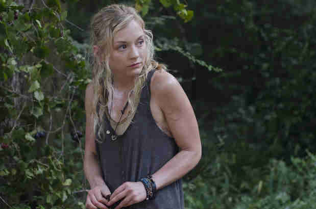 "The Walking Dead Season 4: Beth Is a ""Candle in the Darkness"" For Daryl in Episode 12"