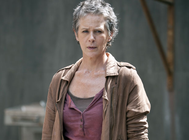 The Walking Dead Season 4: Carol Returns — and Is Traveling With Tyreese?!