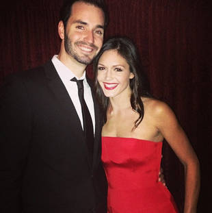 Desiree Hartsock and Chris Siegfried Spend Valentine's Day Doing THIS Sexy Activity!