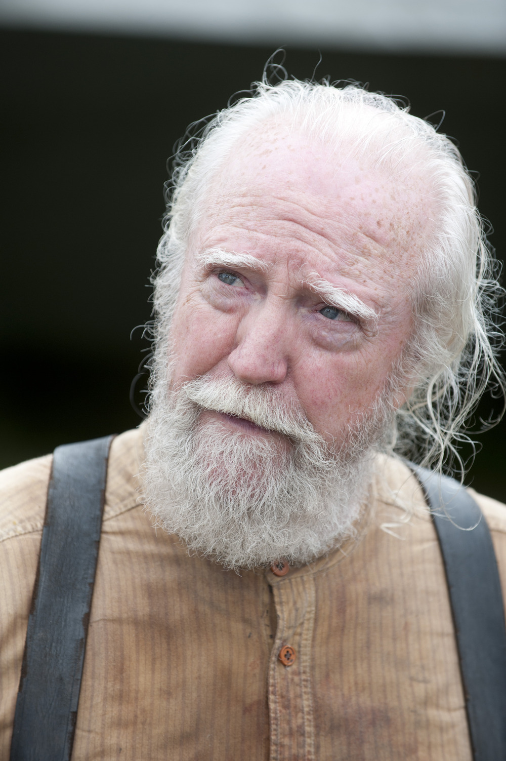 Greg Nicotero Shows Off Hershel Greene's Decapitated Head (VIDEO)