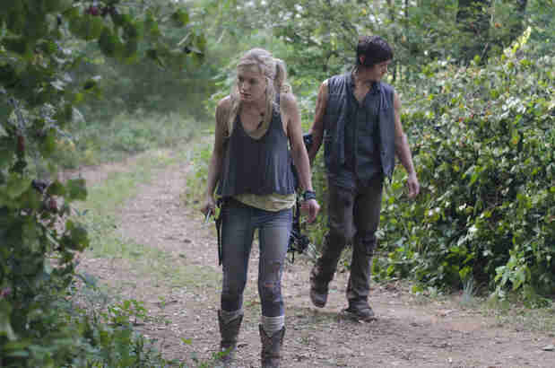 The Walking Dead Season 4: Which Child's Shoe Made Beth Cry? Did Luke and Molly Die?