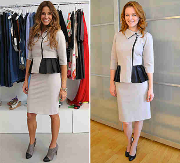 Fashion Face-Off: Sarah Drew vs. Kelly Bensimon — Who Wore It Best?