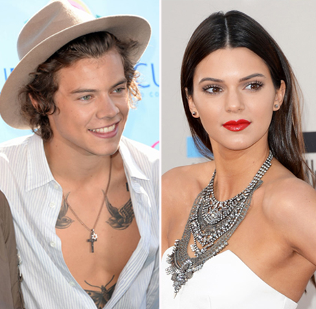 Kendall Jenner Flies to London to Throw Harry Styles a Surprise Bash — Report