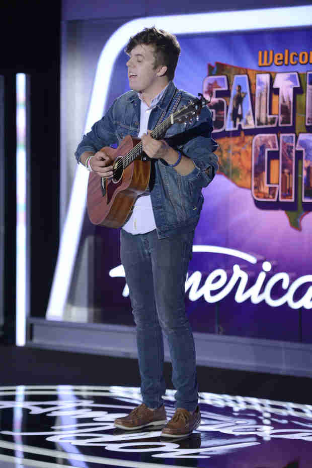 Watch Alex Preston Sing an Original Song in American Idol 2014 Hollywood Week Finals — February 12, 2014