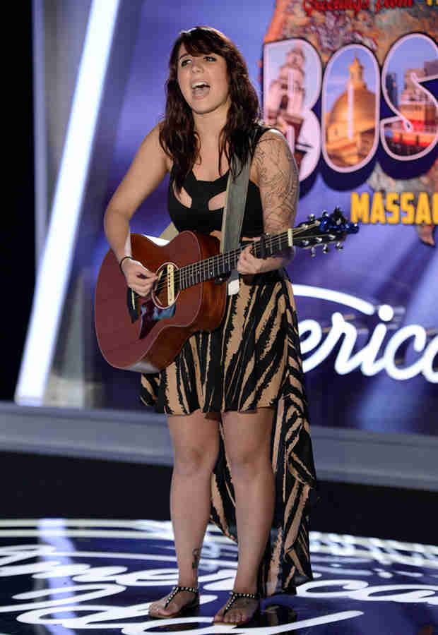Who Is Jillian Jensen? American Idol 2014 Contestant Background Info