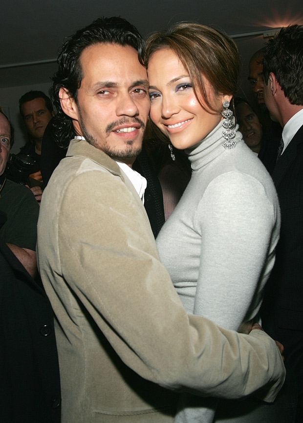 "Jennifer Lopez's Ex Marc Anthony ""Really Good Friends"" With Her Boyfriend"