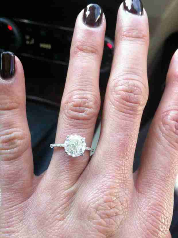 Bachelor Alum Kacie Boguskie Is Engaged — See Her Ring!