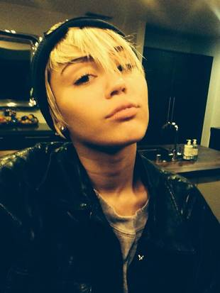 Miley Cyrus Quitting Smoking, Says She Hasn't Had a Cigarette in Two Months