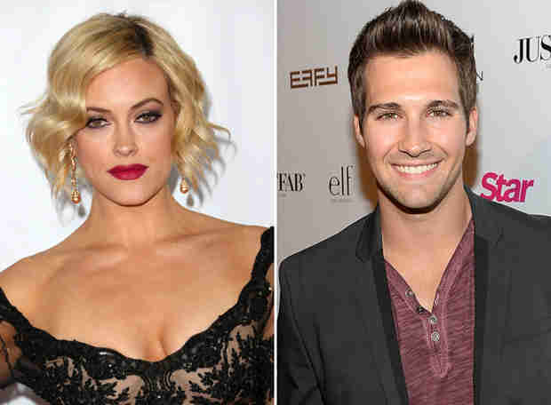 Dancing With the Stars Season 18: Will James Maslow Dance — With Rumored Girlfriend Peta Murgatroyd?