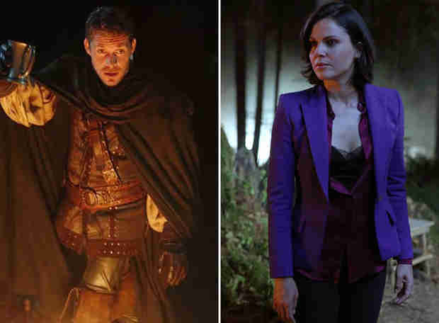 Once Upon a Time Season 3 Spoiler: When Will Regina and Robin Hood Meet — and What's It Like?