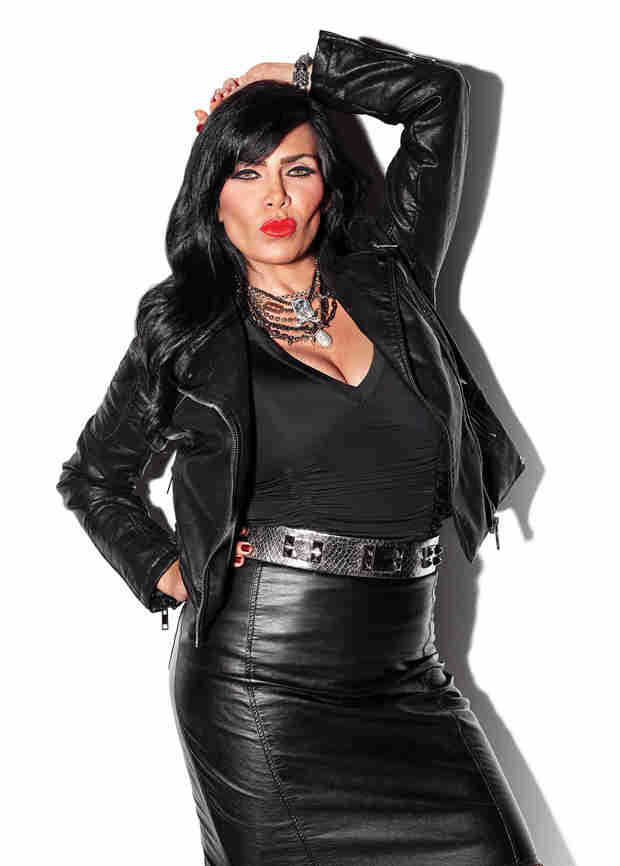 Renee's Rehash: The Mob Wives Star Talks Junior Leaving Prison and Fearing for Her Life! — Exclusive
