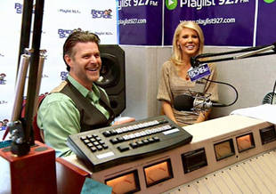 Gretchen Rossi's Fiancé Slade Smiley's Radio Show Is Returning!