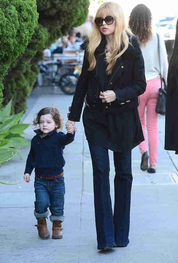 Rachel Zoe Looks Super Slender Two Months After Baby (PHOTO)
