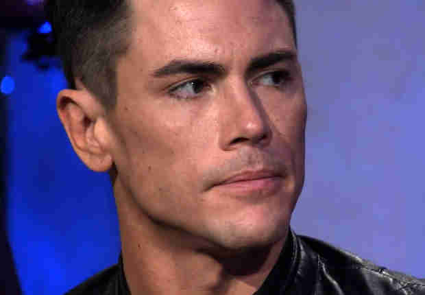 "Tom Sandoval and Scheana Marie Slam Brandi Glanville, Say She's Hanging ""By a Tampon String"""