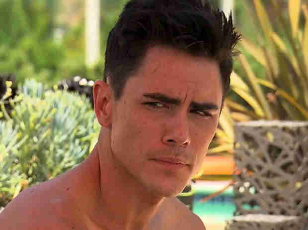 "Tom Sandoval Says Fight With Jax Taylor Was ""Toned Down For TV"""