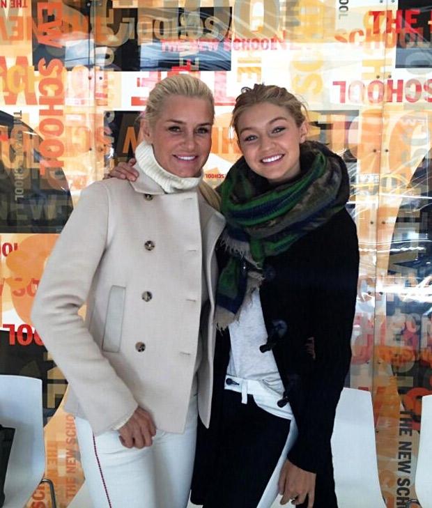 Where Does Gigi, Yolanda Foster's Daughter, Go to College?