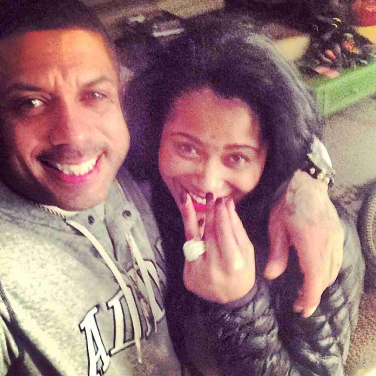 Is Love & Hip Hop Atlanta's Benzino Engaged? (PHOTO)