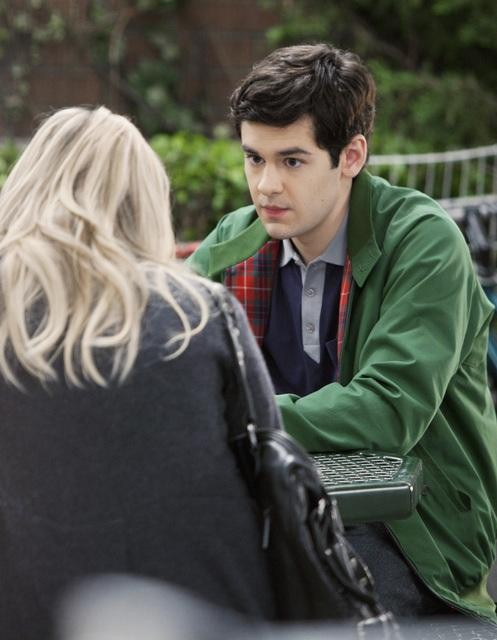 Pretty Little Liars Burning Question: Where Is Lucas?