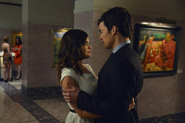 Pretty Little Liars Burning Question: Can Ezria Survive?