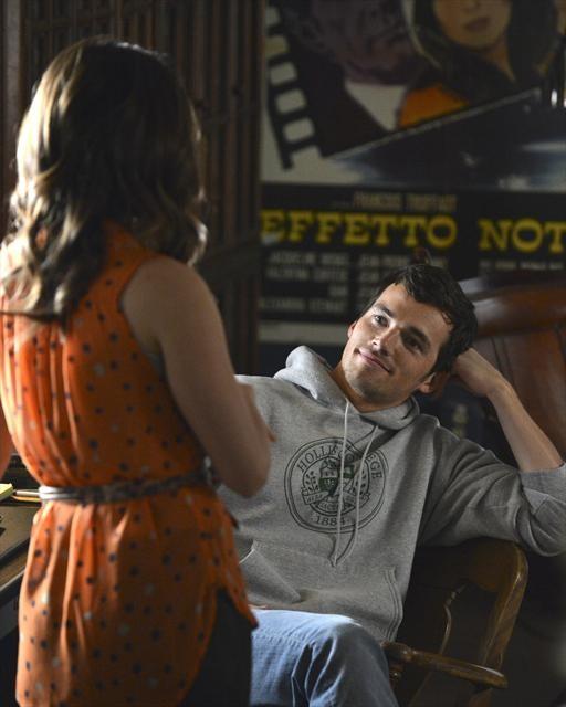 Pretty Little Liars Burning Question: Did Ezra Get Ali Pregnant?