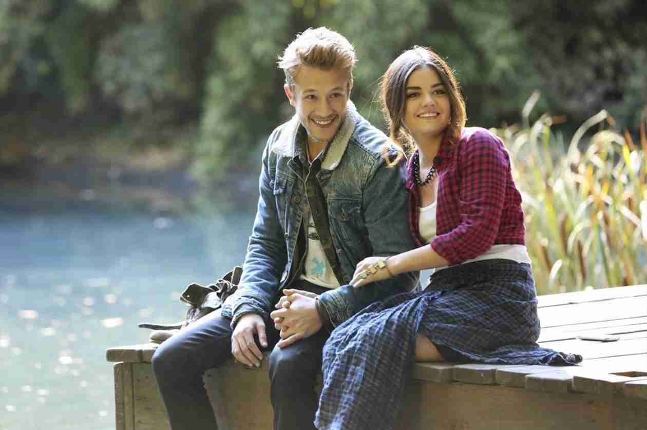 Pretty Little Liars Season 4: Casting Aria's Perfect Rebound Guy