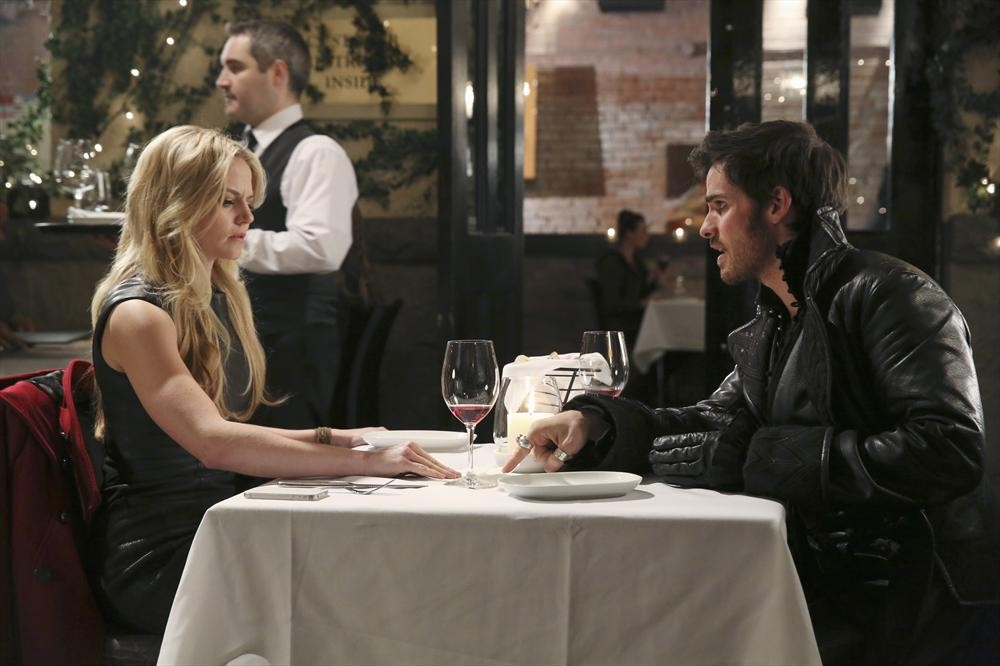 Once Upon a Time Season 3 Midseason Premiere: Great for Emma/Hook Fans!