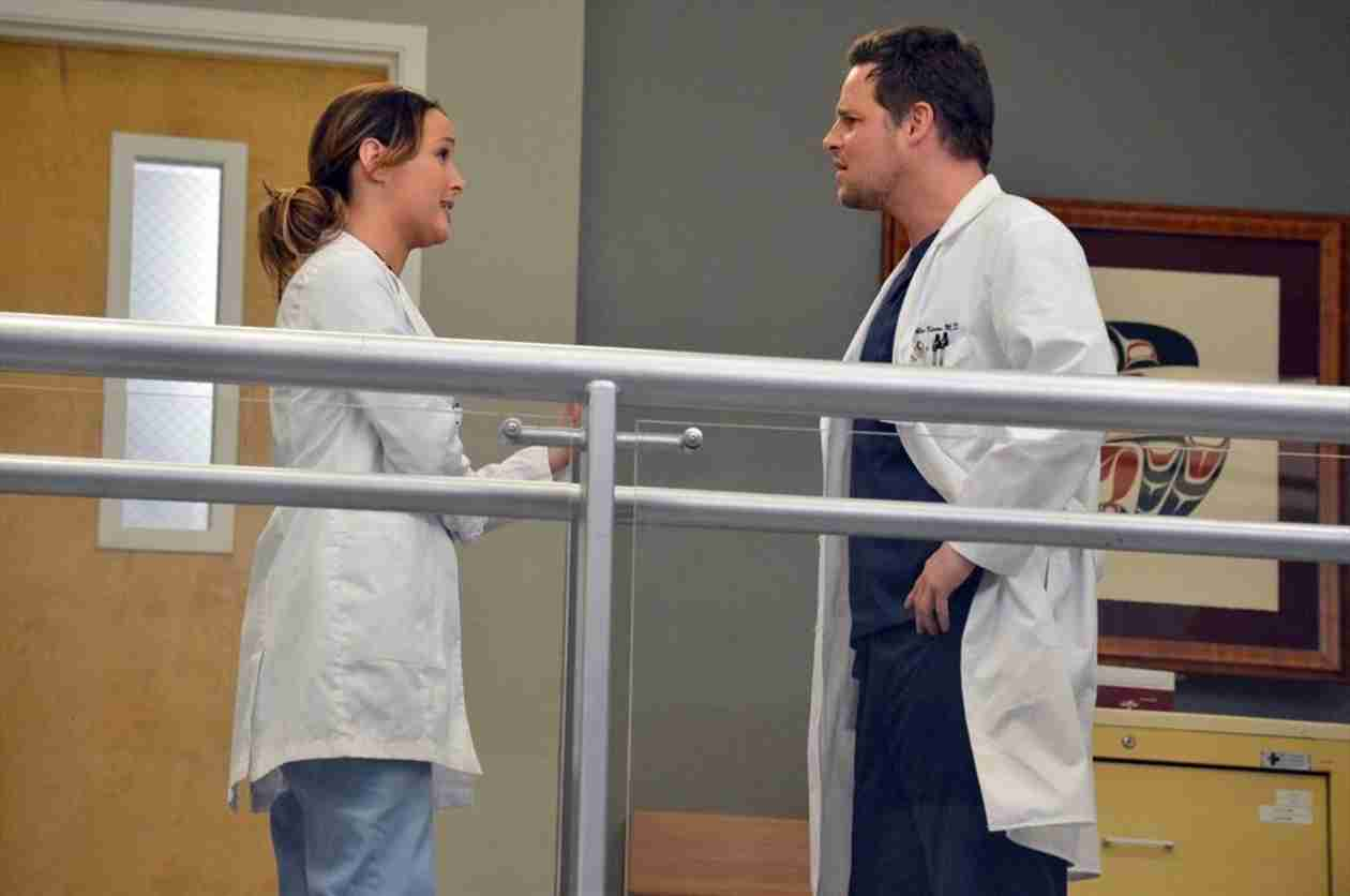 "Grey's Anatomy Season 10, Episode 14 Promo: ""You've Got to Hide Your Love Away"" (VIDEO)"