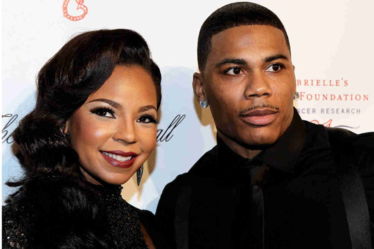 "Ashanti Learns to ""Never Say Never"" to Getting Back With Ex Nelly (VIDEO)"