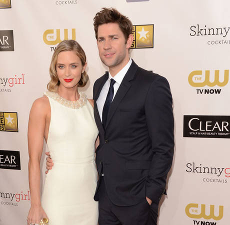 Emily Blunt and John Krasinski Welcome Their First Baby! It's a…