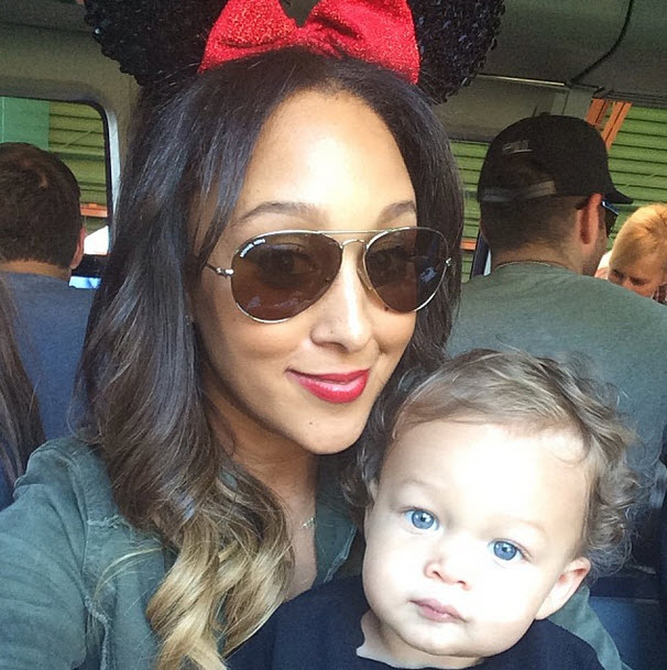 "Tamera Mowry on Life With a Baby: I'm Getting My ""Sexy Self"" Back"