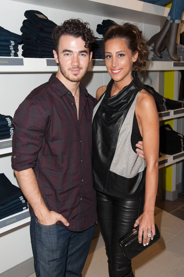 Kevin Jonas's Wife Gives Birth! Jonas Brothers React to Baby News